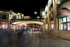 Parque temático Viena de Prater Imagem de Stock