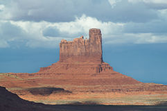 Parque tribal de Navajo del valle del monumento, los E.E.U.U. fotos de archivo libres de regalías