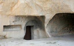 Parque Turquia do nacianal de Cappadocia Imagem de Stock