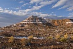 Parque Utah de Escalante Imagen de archivo