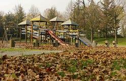 Parque vacío Foto de archivo