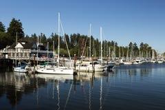 Parque Vancouver de Stanley Fotos de archivo libres de regalías