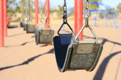 Parque vazio Foto de Stock