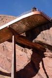 Parque vermelho das rochas em Colorado fotografia de stock royalty free