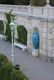 Parque Viena da cidade imagem de stock