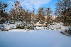 Parque Viena de Setagaya Fotos de archivo