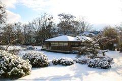 Parque Viena de Setagaya Fotos de archivo libres de regalías