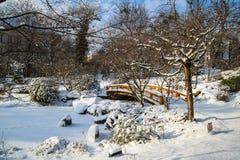 Parque Viena de Setagaya Fotografía de archivo