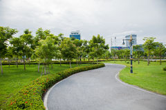 Parquea Tailandia Fotografía de archivo