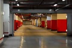 Parquear dentro p2 Imagen de archivo libre de regalías