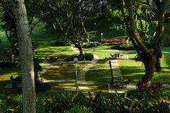 Parques Imagen de archivo