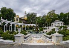 Parques de Baku, el jardín del gobernador foto de archivo libre de regalías