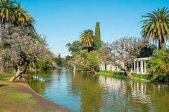 Parques de Buenos Aires Fotos de Stock Royalty Free