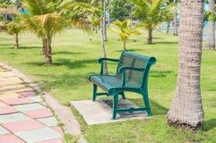 Parques de la silla fotografía de archivo