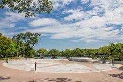 Parques en Tailandia Foto de archivo libre de regalías