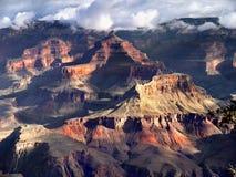 Parques nacionales de los E.E.U.U., parque nacional de Grand Canyon imagenes de archivo
