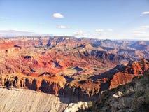 Parques nacionales, Grand Canyon foto de archivo libre de regalías
