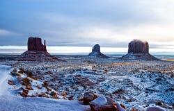 Parques ocidentais sul dos EUA Fotos de Stock Royalty Free