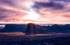 Parques ocidentais sul dos EUA Foto de Stock Royalty Free