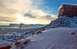 Parques ocidentais sul dos EUA Imagens de Stock Royalty Free