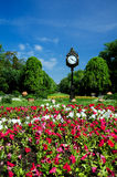 Parques y jardines - Cismigiu de Bucarest Fotos de archivo libres de regalías