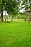 Parques y prados reservados imagen de archivo