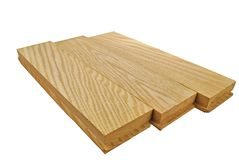 Parquet. Boards, executed from an oak, by CU Stock Images