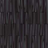 Parquet black background Royalty Free Stock Photos