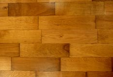 Parquet in blocks2 Stock Photography