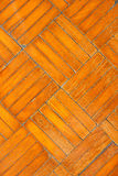 Parquet. Closeup of parquet floor pattern use for background Royalty Free Stock Photos