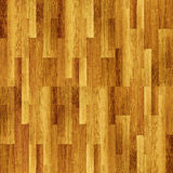 Parquet de Brown Photo stock