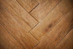 parquet di legno, vecchio, graffiato, Fotografia Stock Libera da Diritti