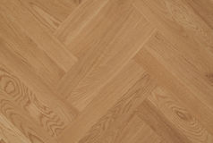 Parquet double herringbone Stock Image