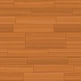Parquet en bois de plancher Photo libre de droits