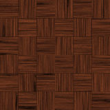 Parquet etxture, dark cherry Stock Photos