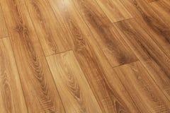 Parquet floor. Of the wooden planks Stock Image