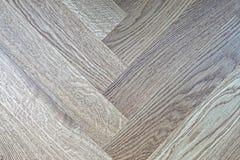 Parquet floor. Close up shot of parquet floor tiles Stock Photography