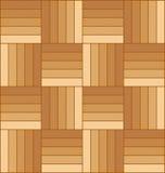Parquet Floor Illustration Stock Image