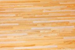 Parquet flooring Stock Image