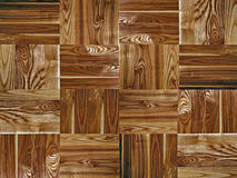 Parquet flooring  Royalty Free Stock Photo