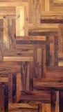 Parquet Flooring Stock Photography