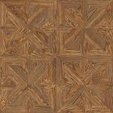 Parquet flooring design seamless texture Stock Images