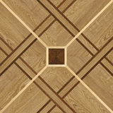 Parquet flooring design seamless texture Royalty Free Stock Image