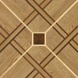 Parquet flooring design seamless texture Royalty Free Stock Image