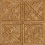 Parquet flooring design seamless texture Stock Photography