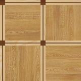 Parquet flooring design seamless texture Stock Image
