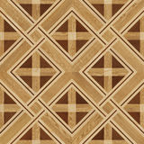 Parquet flooring design seamless texture Royalty Free Stock Photography