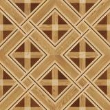 Parquet flooring design seamless texture Royalty Free Stock Photography