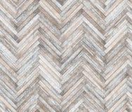 Parquet herringbone bleached oak seamless floor texture royalty free stock image