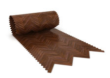 Parquet laying Royalty Free Stock Photo
